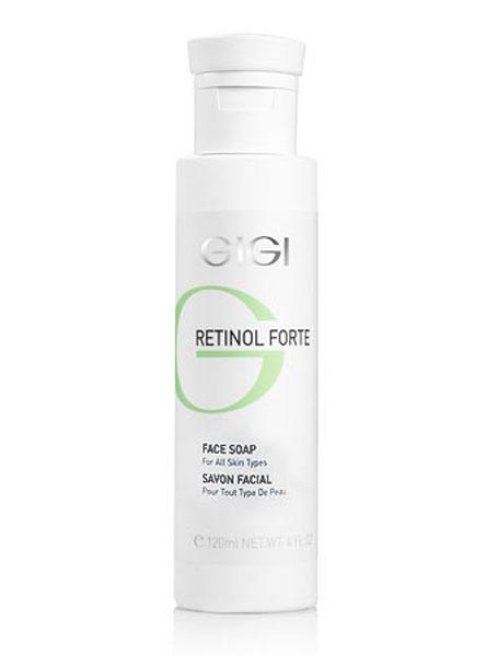 GIGI Мыло жидкое для всех типов кожи Retinol Forte, 120 мл цена 2017