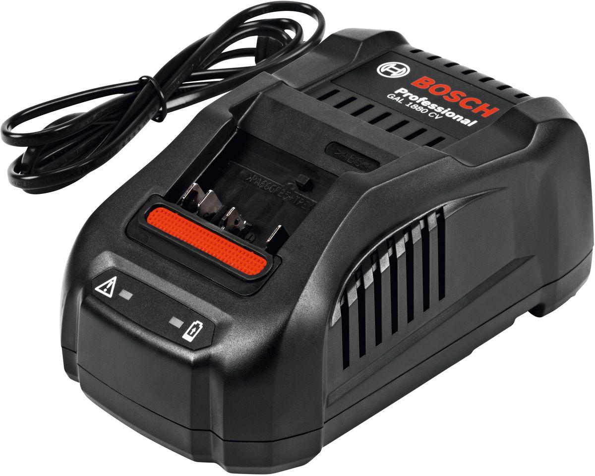 Зарядное утройство Bosch GAL 1880 CV, для АКБ, 14,4 и 18 В. 1600A00B8G зарядное утройство bosch gax 18 v 30 1600 a 011 a9