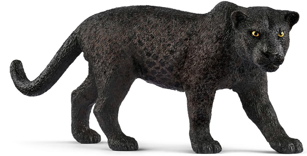 Schleich Фигурка Черная пантера черная пантера schleich