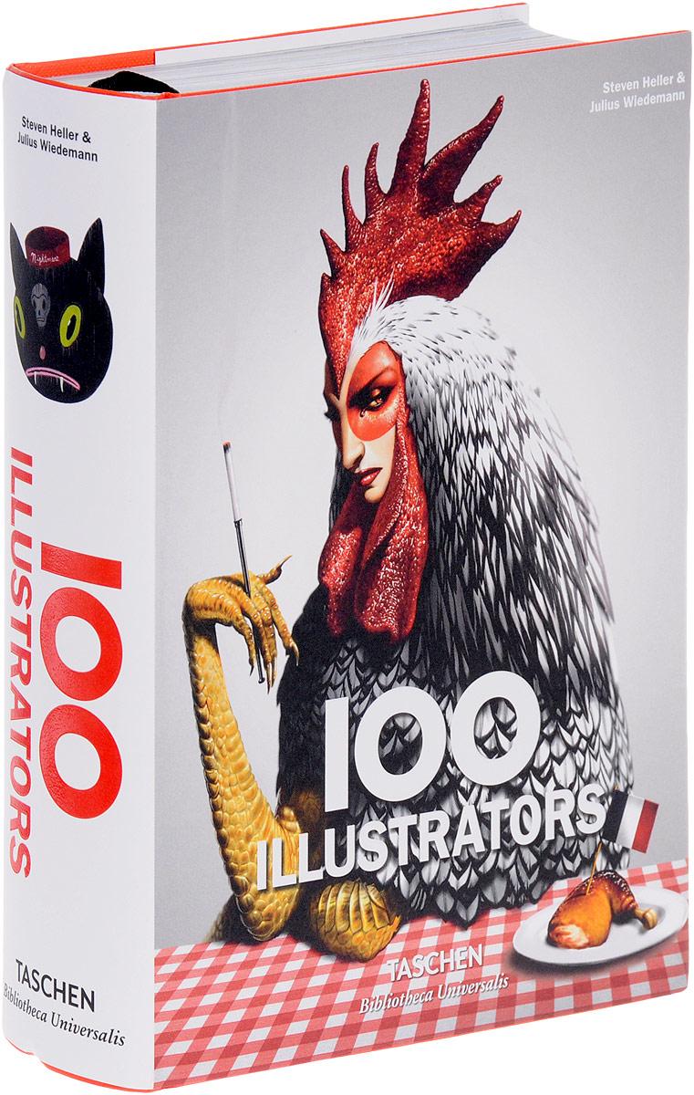 100 Illustrators
