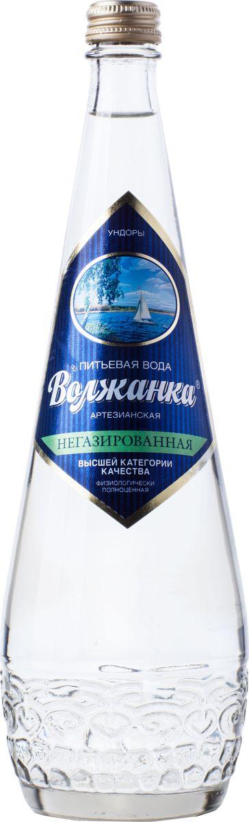 Волжанка вода питьевая негазированные, 0,75 л
