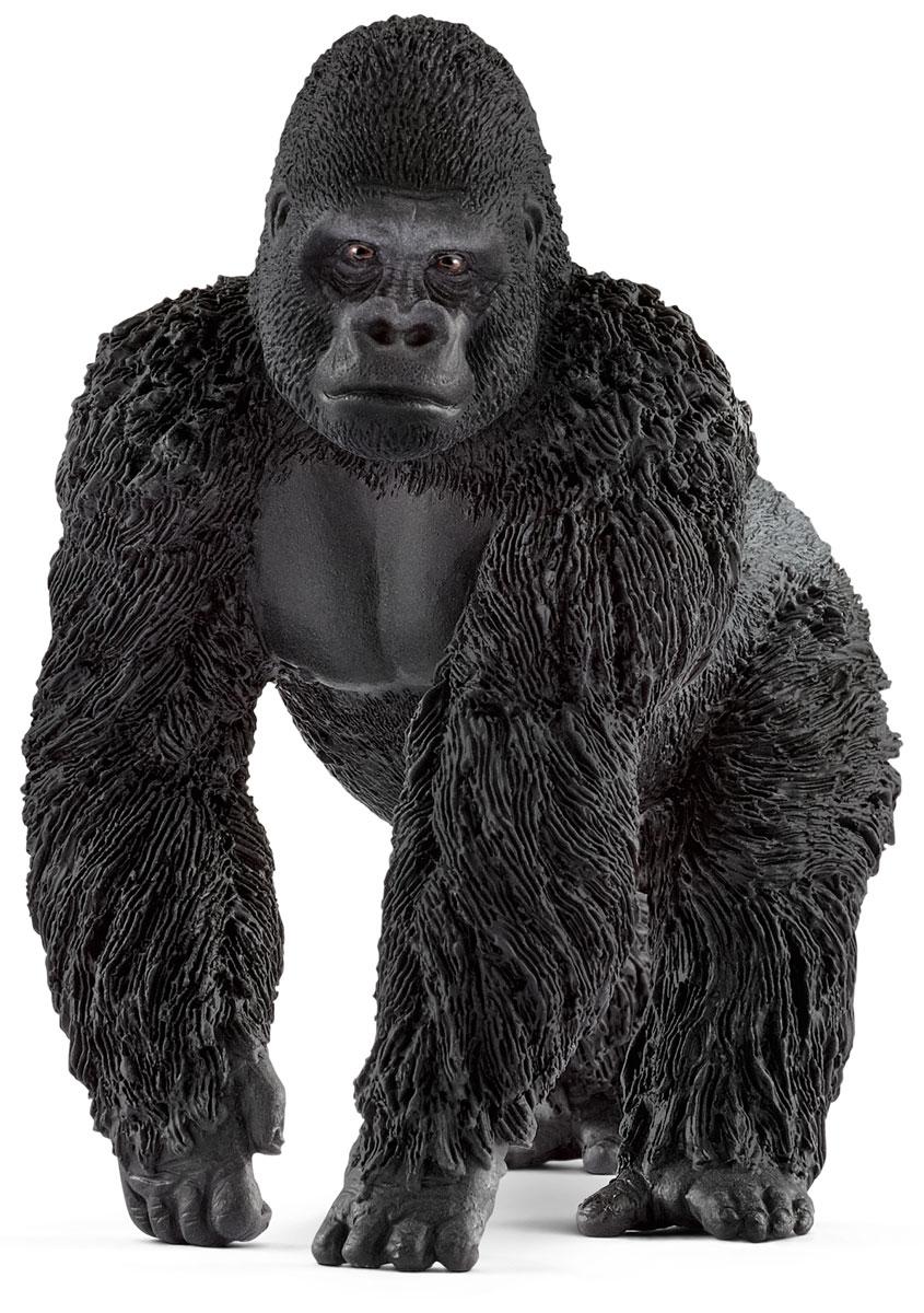 Schleich Фигурка Горилла самец 14770 schleich фигурка горилла самец 14770