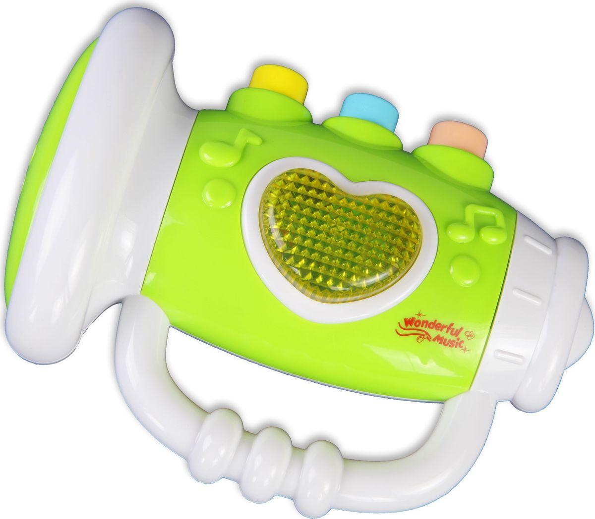Huile Toys Развивающая игрушка Труба