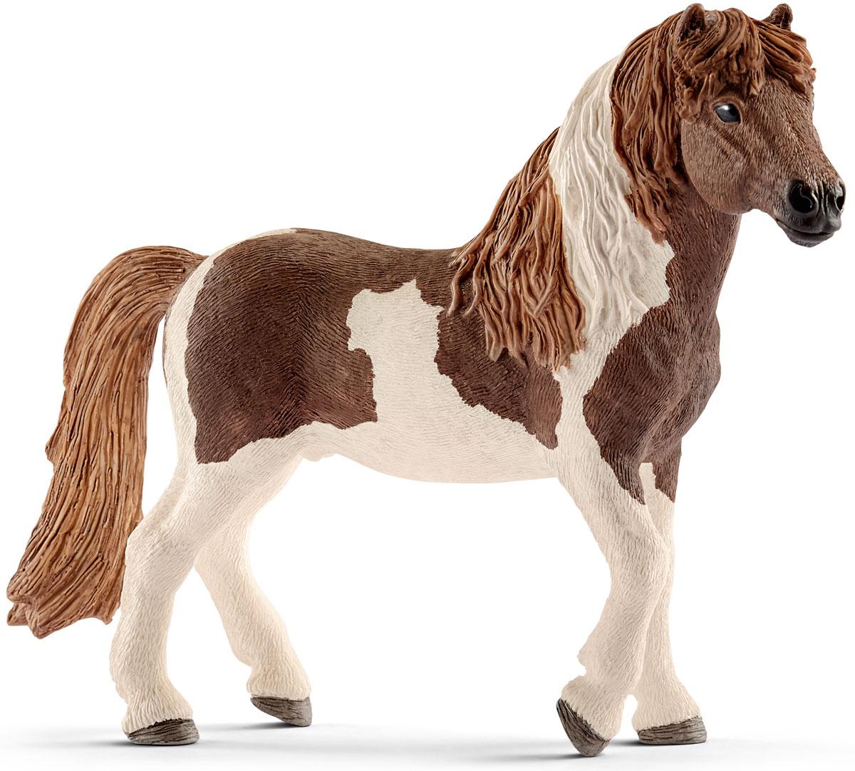 Schleich Фигурка Исландский пони жеребец schleich конюх и исландский пони