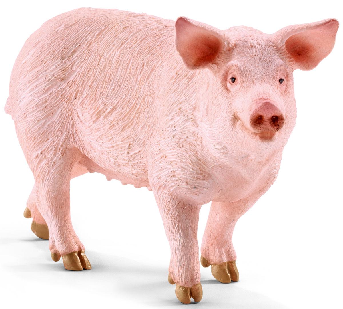 Schleich Фигурка Свинья цена