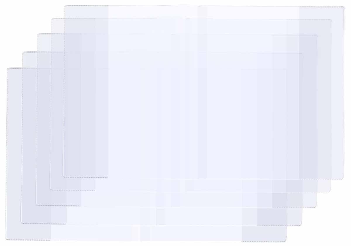 Panta Plast Набор обложек для тетрадей и дневников 5 шт апплика набор обложек для тетрадей и дневников 10 шт 212х350 мм