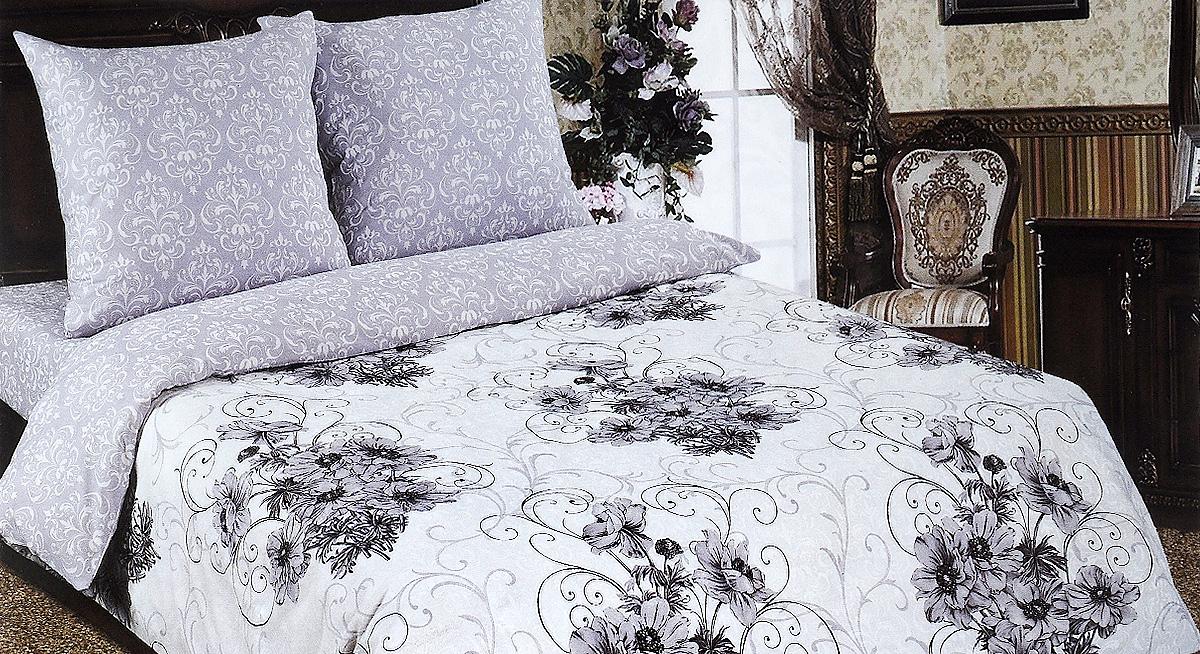 Комплект белья АртПостель Лунная соната, семейный, наволочки 70x70