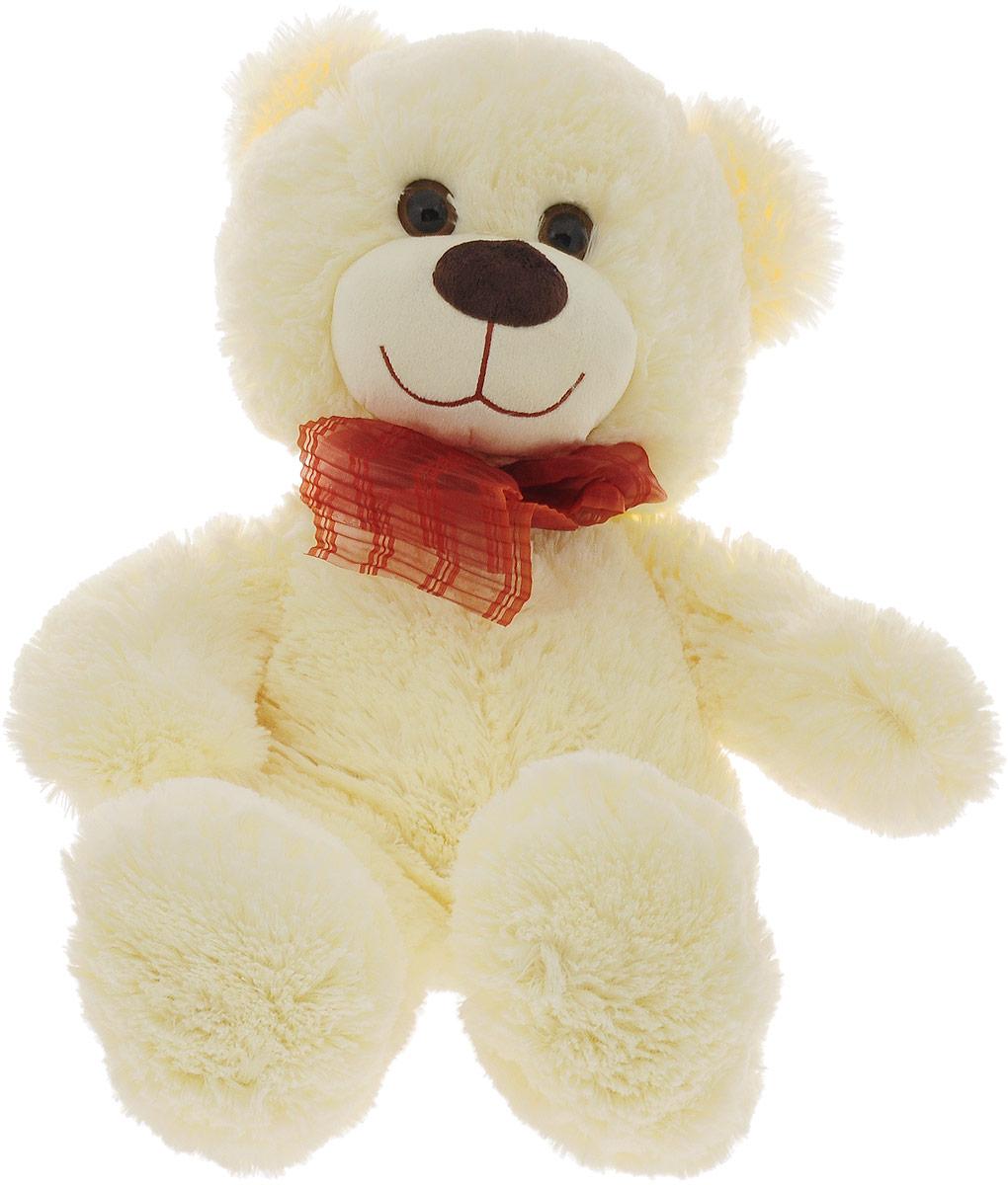 Fancy Мягкая игрушка Медведь Мика 37 см мягкая игрушка fancy медведь мика 52 см