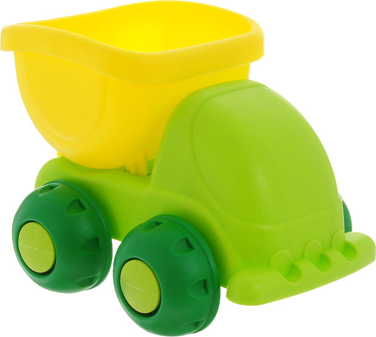 Baby Trend Машинка цвет светло-зеленый желтый машинка для игры с песком 16см виниловый пластик
