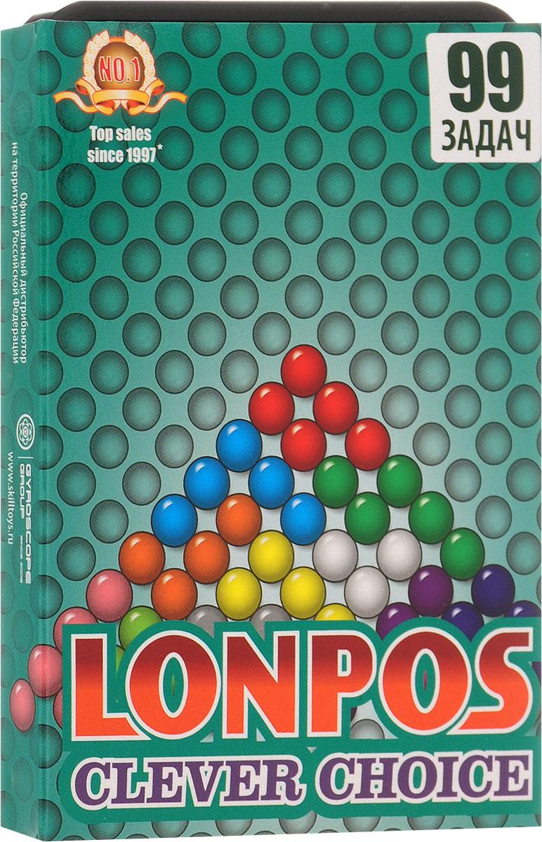 Lonpos Головоломка lonpos99 lonpos головоломка clever choise 99 задач lonpos