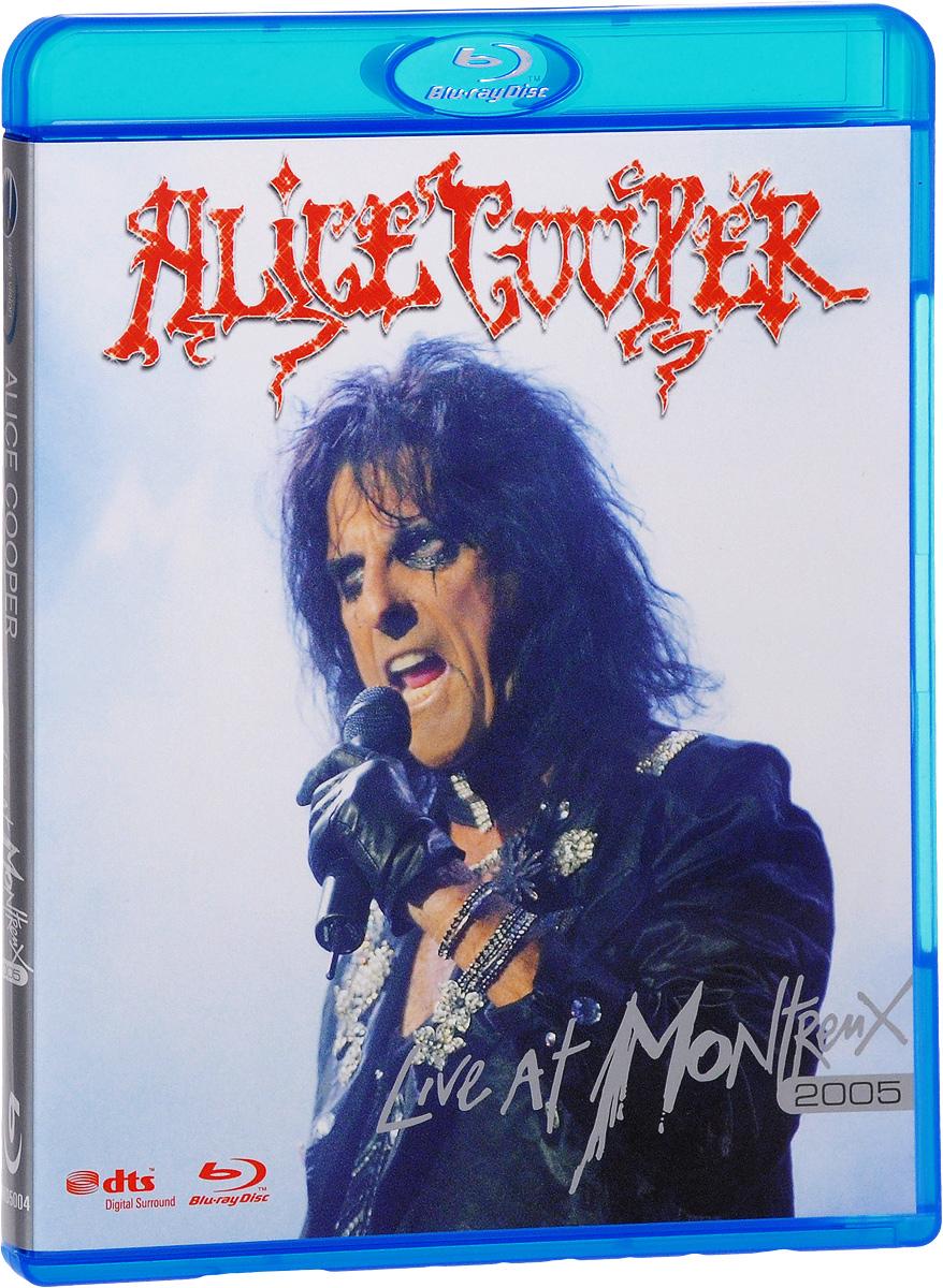 Alice Cooper: Live At Montreux 2005 (Blu-ray) цены онлайн