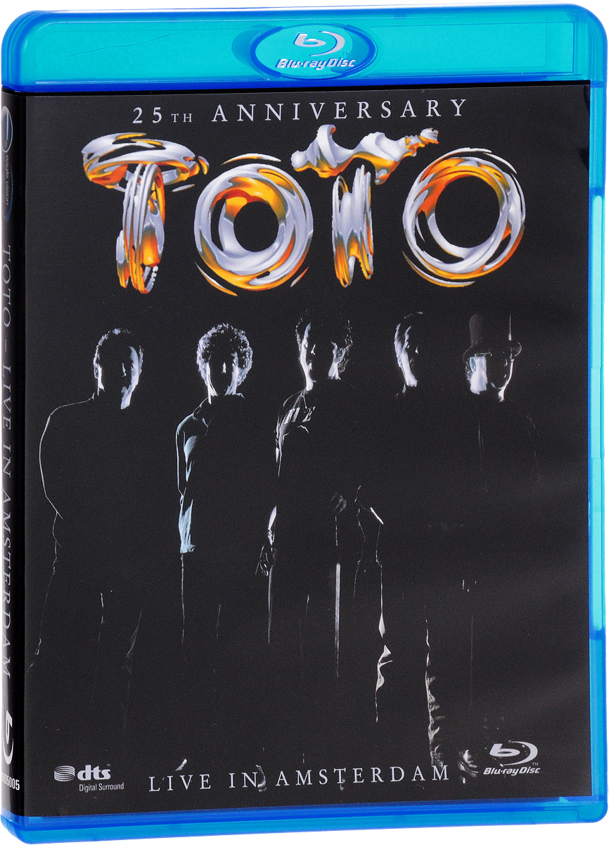 Toto. Live In Amsterdam. 25th Anniversary (Blu-ray) close your eyes hold hands