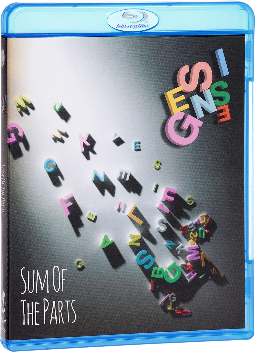 Genesis: Sum Of The Parts (Blu-ray) genesis sum of the parts blu ray