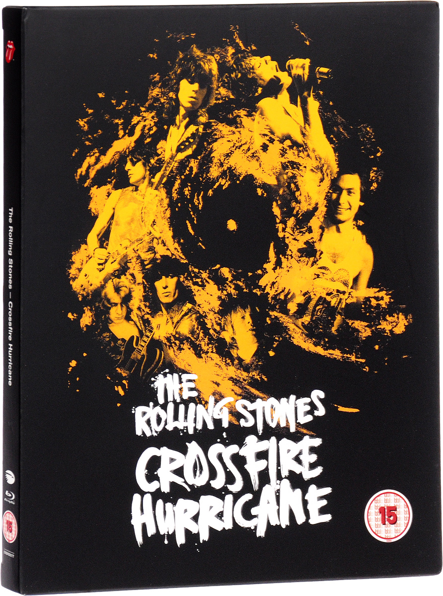 The Rolling Stones: Crossfire Hurricane (Blu-ray) barefoot over stones