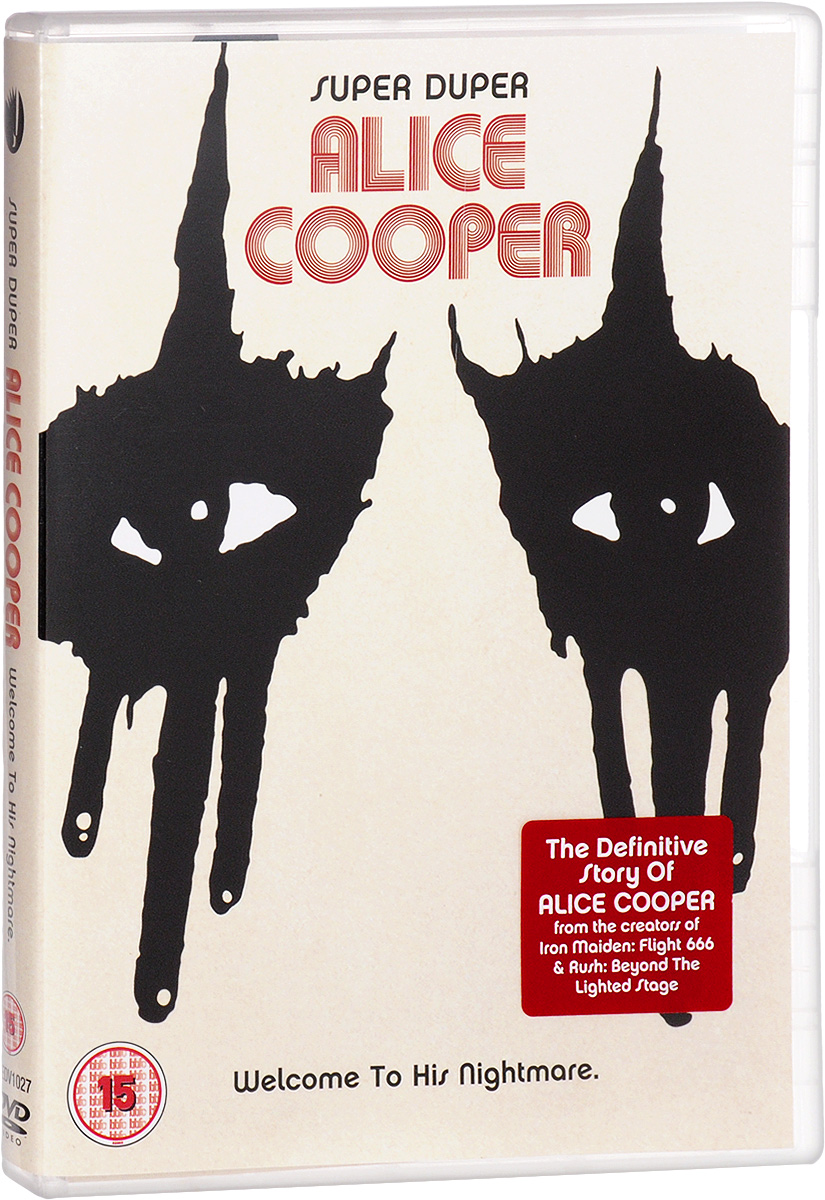 Alice Cooper: Super Duper Alice Cooper. Welcome To His Nightmare alice maud mary foot prints of a life in memory of princess alice