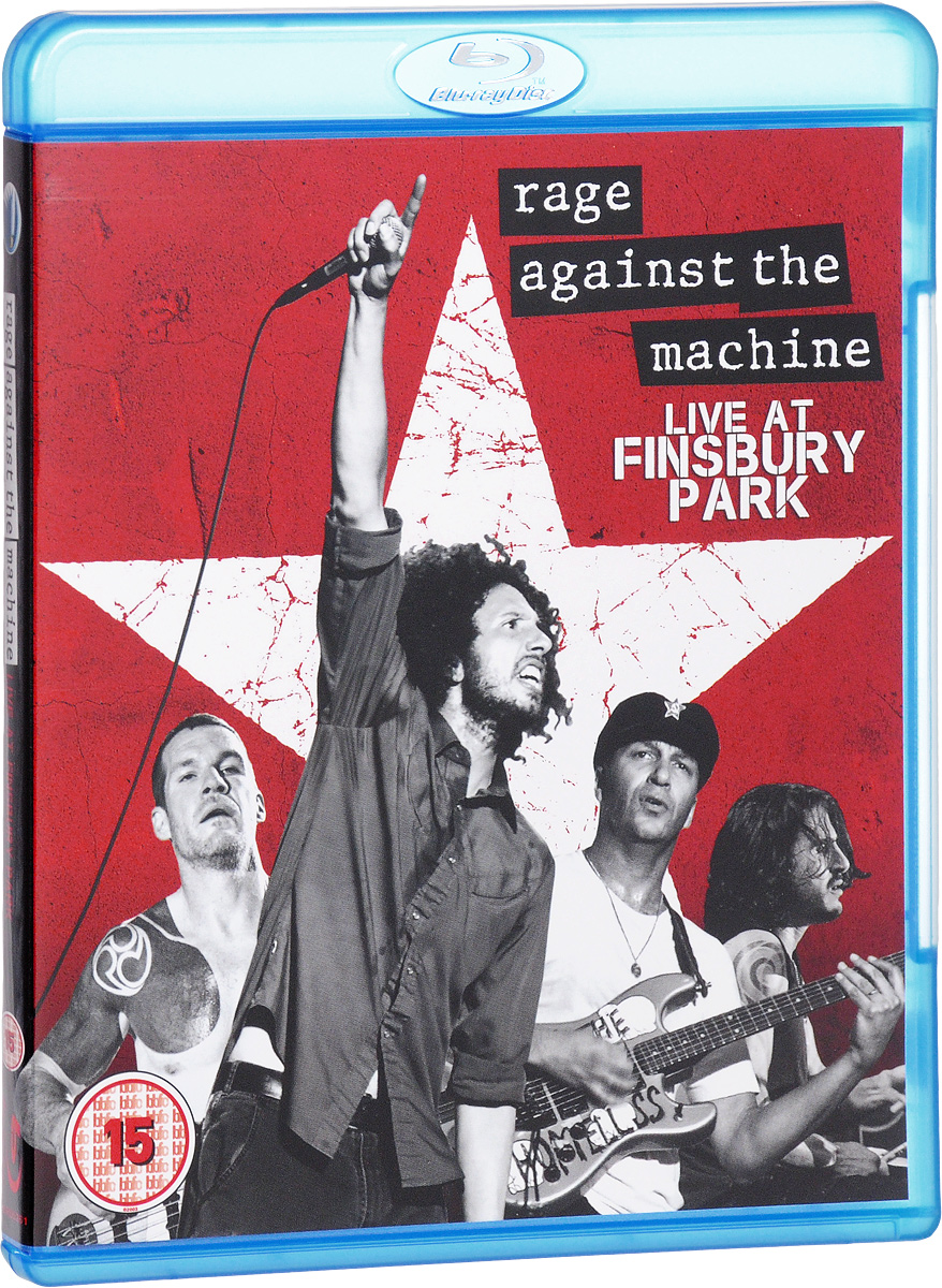 Rage Against The Machine: Live At Finsbury Park (Blu-ray) copycat killing