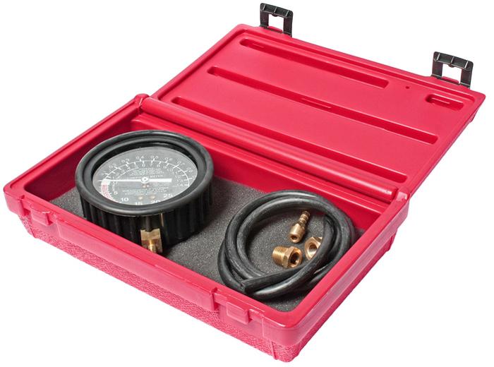 Тестер вакуумного и топливного насосов JTC, профессиональный. JTC-1622