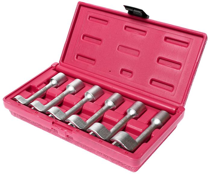 JTC Набор ключей разрезных L-образных, 6 шт. JTC-4757