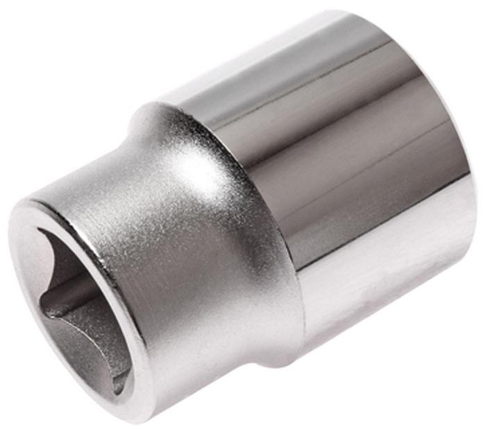 JTC Головка торцевая 6-гранная 1/2 х 21 мм, длина 38 мм. JTC-43821 головка jtc 448119 ударная глубокая тонкостенная 6 гранная 1 2х19мм 82мм
