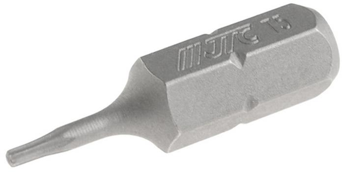 Бита JTC Torx 1/4DR Т5 х 25 мм. JTC-1132505 бита jtc spline удлиненная м14х75 мм 10 мм jtc 1367514