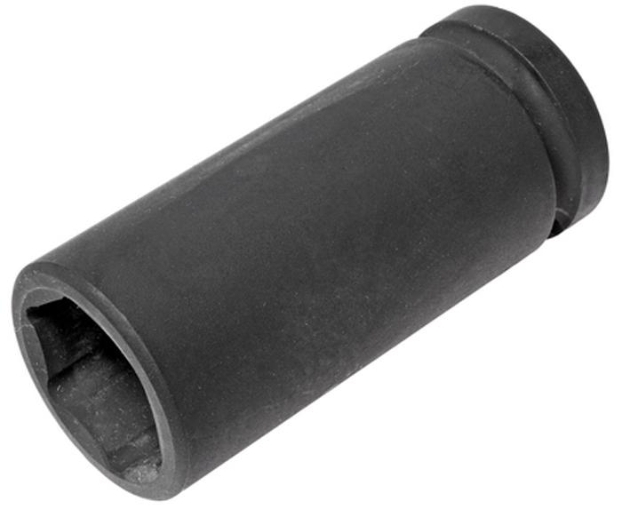 Головка торцевая JTC, глубокая, ударная, 6-гранная 3/4 х 27 мм, длина 90 мм. JTC-649027 chkj глубокая оливковая 42 мм