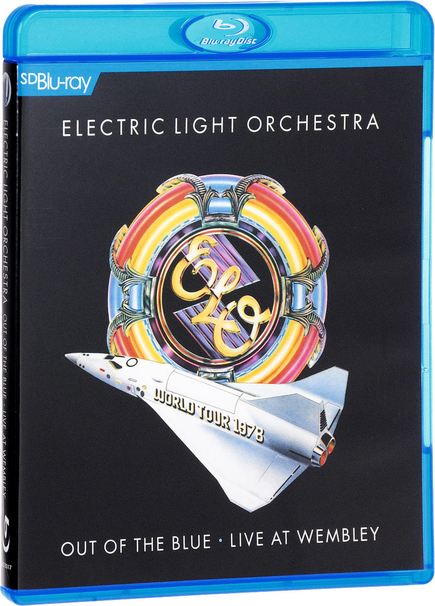 Electric Light Orchestra: Out Of The Blue - Live At Wembley (Blu-ray) sweet sweet live at the marquee 1986 2 lp