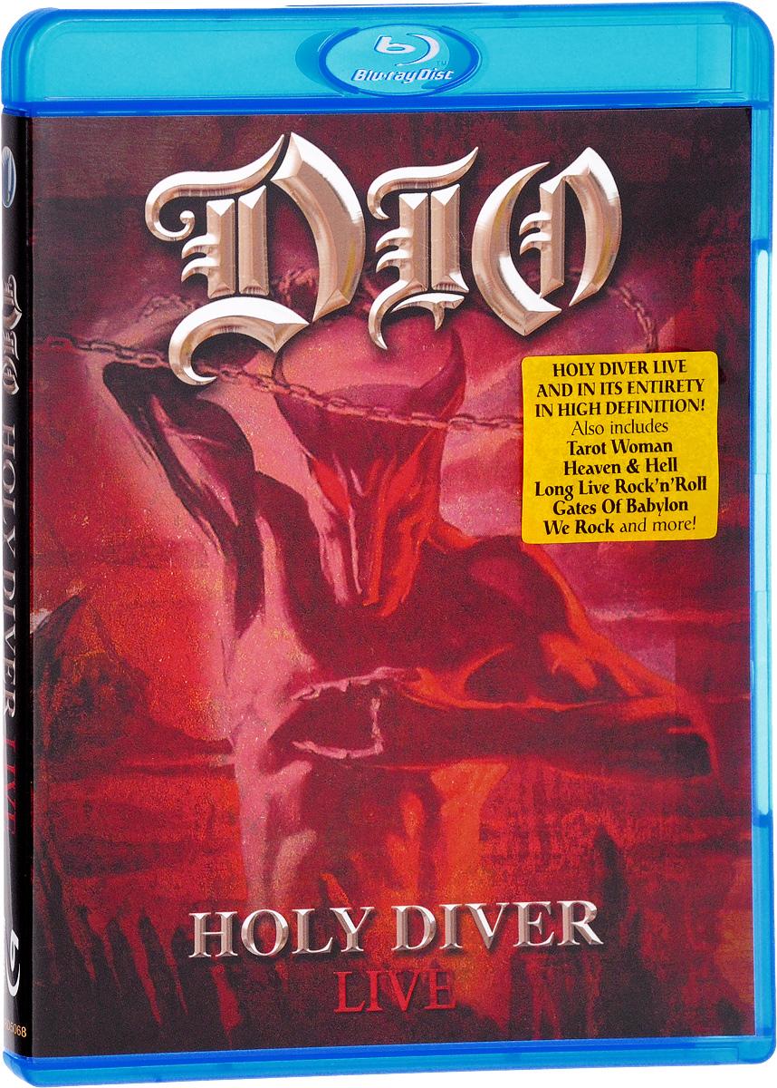 Dio: Holy Diver Live (Blu-ray) big brother recordings виниловая пластинка