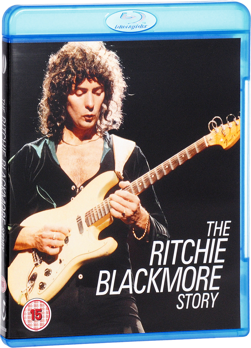 Ritchie Blackmore: The Ritchie Blackmore Story (Blu-ray)