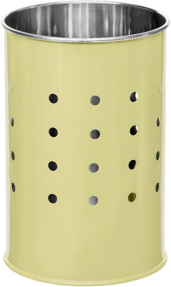 Подставка для столовых приборов Walmer Holly, цвет: кремовый, серый, 10 х 10 х 15 см подставка для столовых приборов kesperd с ручками цвет коричневый 38 х 32 х 4 см