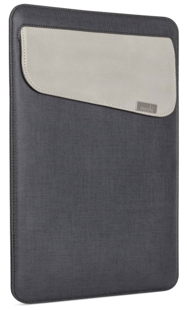 Moshi Muse Slim Fit Carrying Case чехол для Apple MacBook 12, Black чехол для ноутбука macbook pro 13 moshi muse 13 черный 99mo034004
