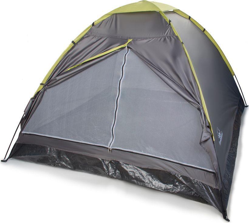Палатка Greenwood Summer 3 3х местная цвет  зеленый  184