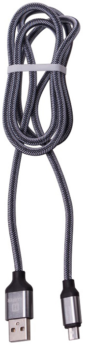 Harper Brch-310, Silver кабель USB - microUSB (1 м)