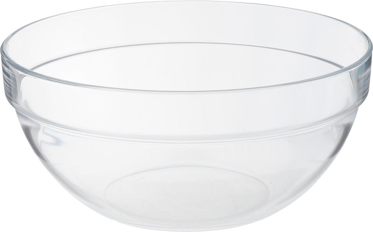 Салатник Luminarc Empilable, диаметр 23 см салатник luminarc космос 12см 0 6л стекло