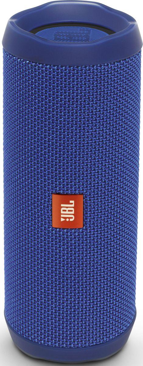 Беспроводная колонка JBL Flip 4, Blue
