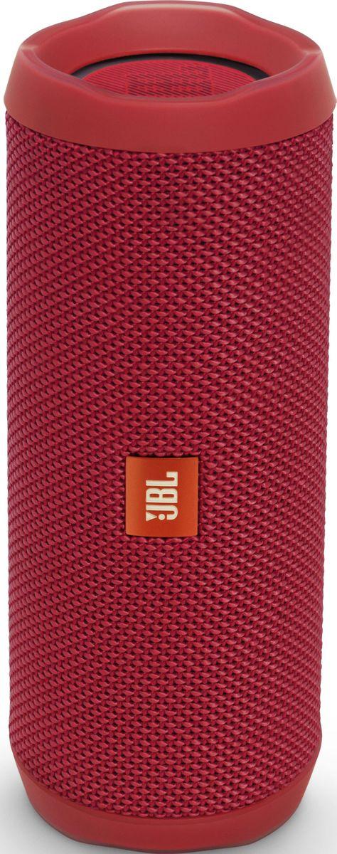 Беспроводная колонка JBL Flip 4, Red