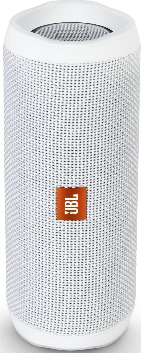 Беспроводная колонка JBL Flip 4, White