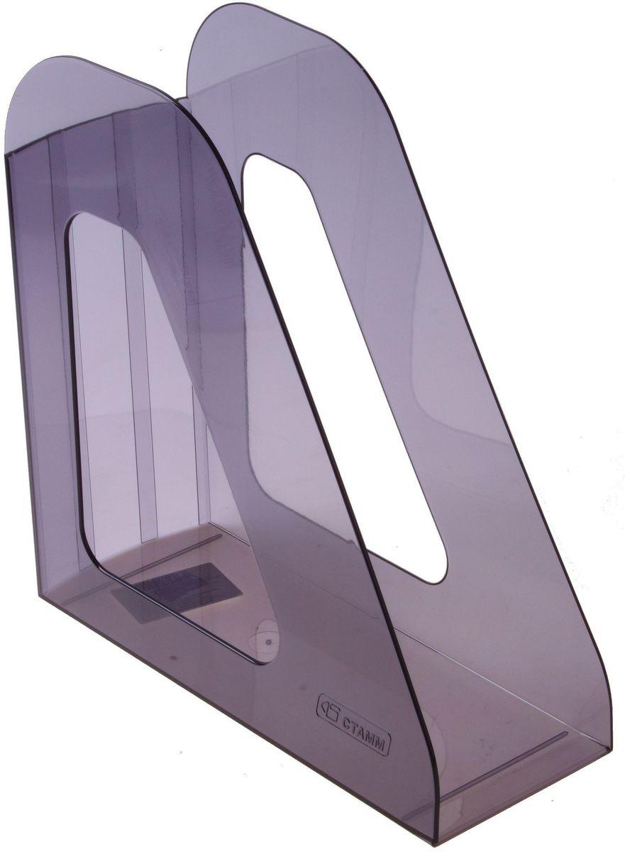Стамм Лоток для бумаг вертикальный Фаворит цвет серый цена
