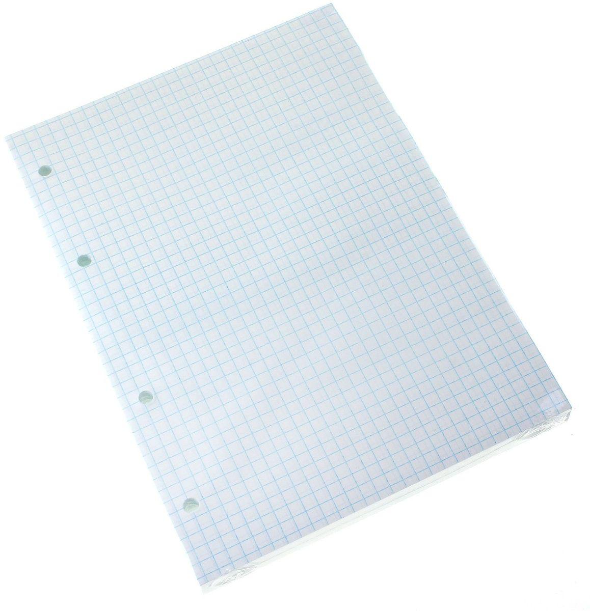 КПК Сменный блок для тетради на кольцах формат A5 160 листов в клетку для кпк htc программы