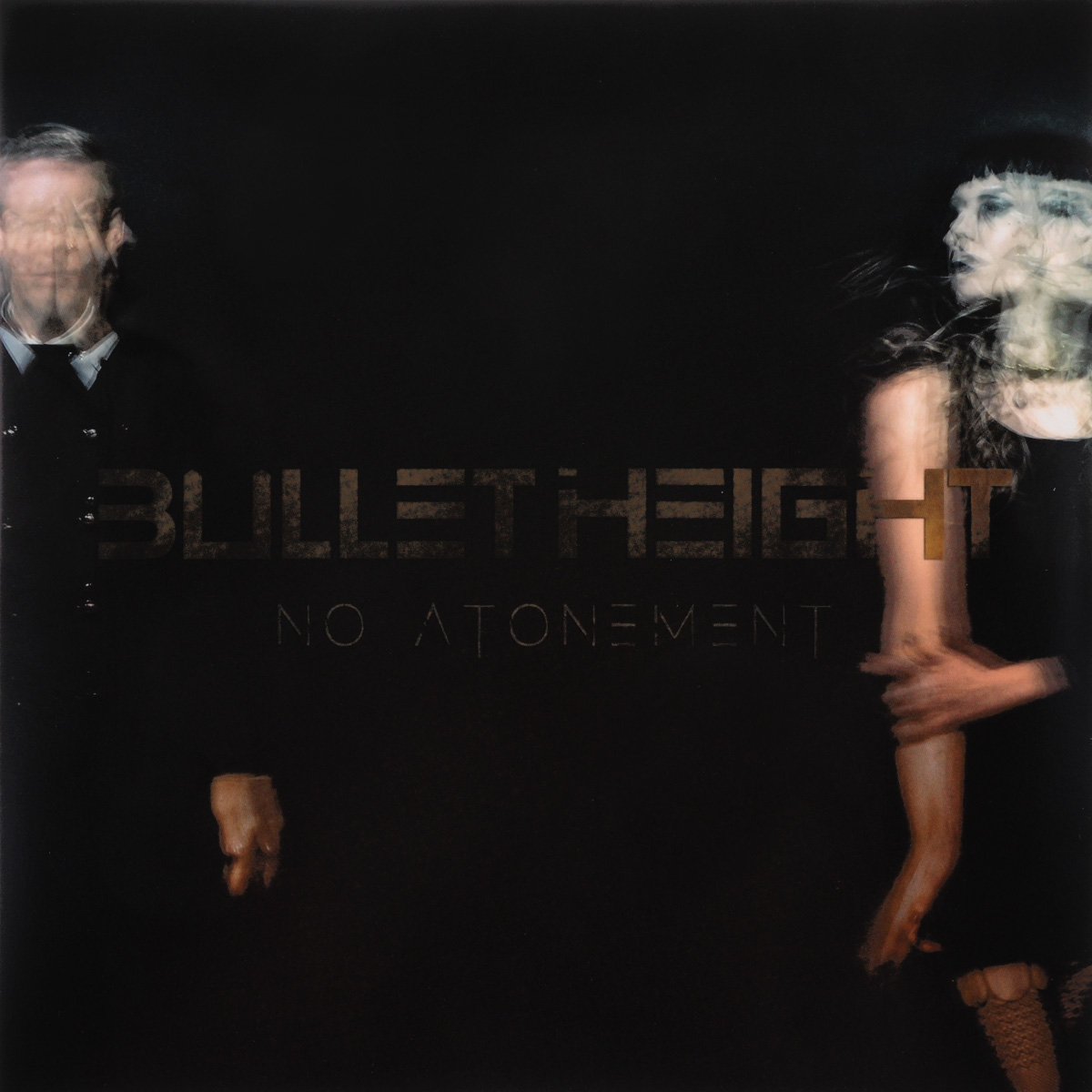 Bullet Height Bullet Height. No Atonement (LP + CD) bullet height bullet height no atonement lp cd