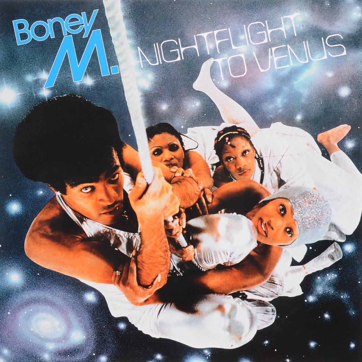Boney M Boney M. Nightflight To Venus (LP) boney m nightflight to venus