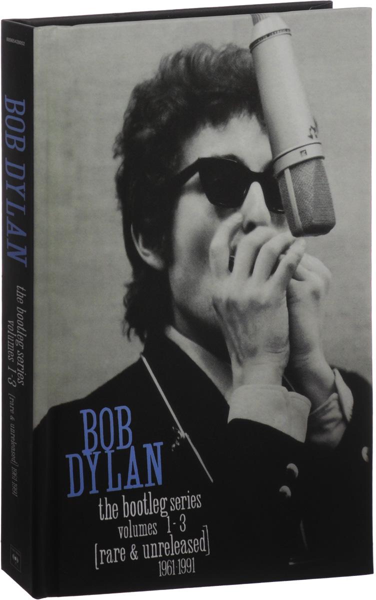 Боб Дилан Bob Dylan. The Bootleg Series. Volumes 1-3 (Rare & Unreleased) 1961-1991 (3 CD) dignen bob professional english 365 book 1 cd