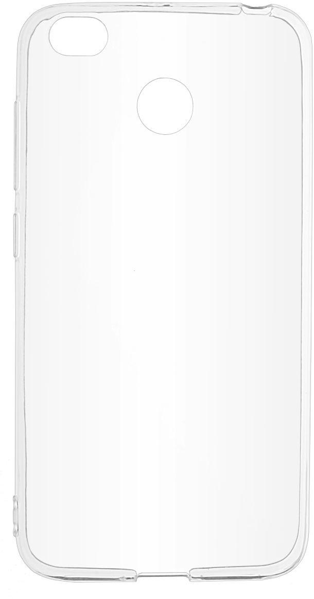 Skinbox Slim Silicone чехол для Xiaomi Redmi 4X, Transparent цена