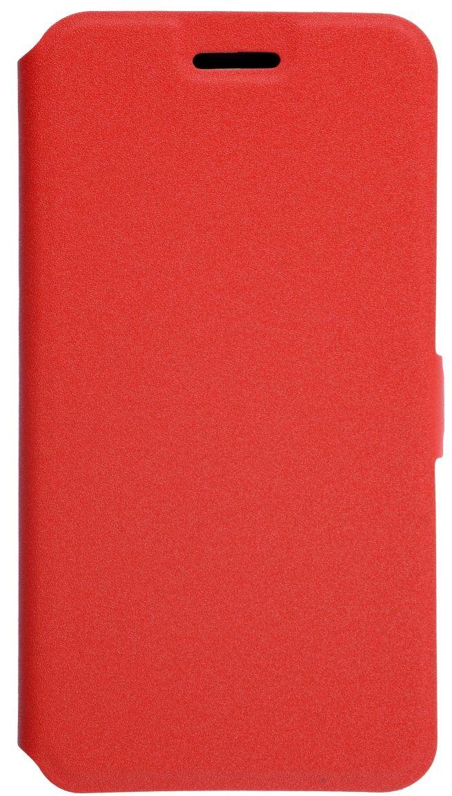 Prime Book чехол для LG K10 (2017), Red недорого