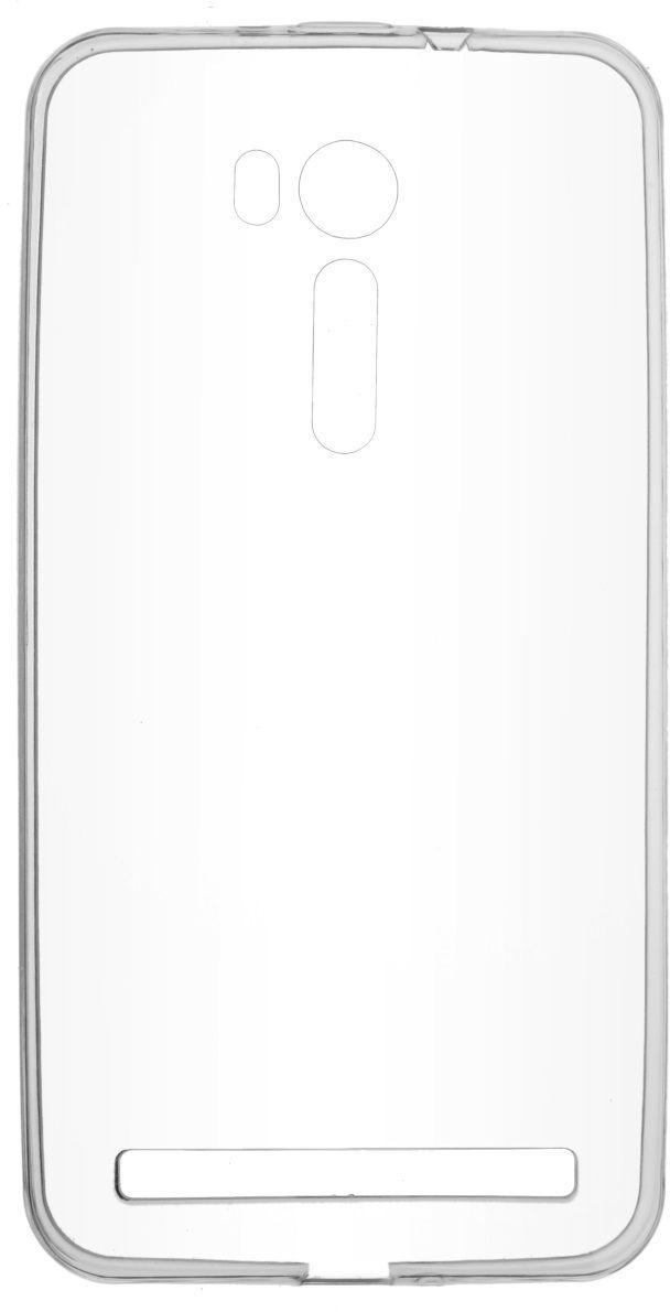 Skinbox Slim Silicone 4People чехол для ASUS ZenFone Go (ZB552KL), Transparent цена