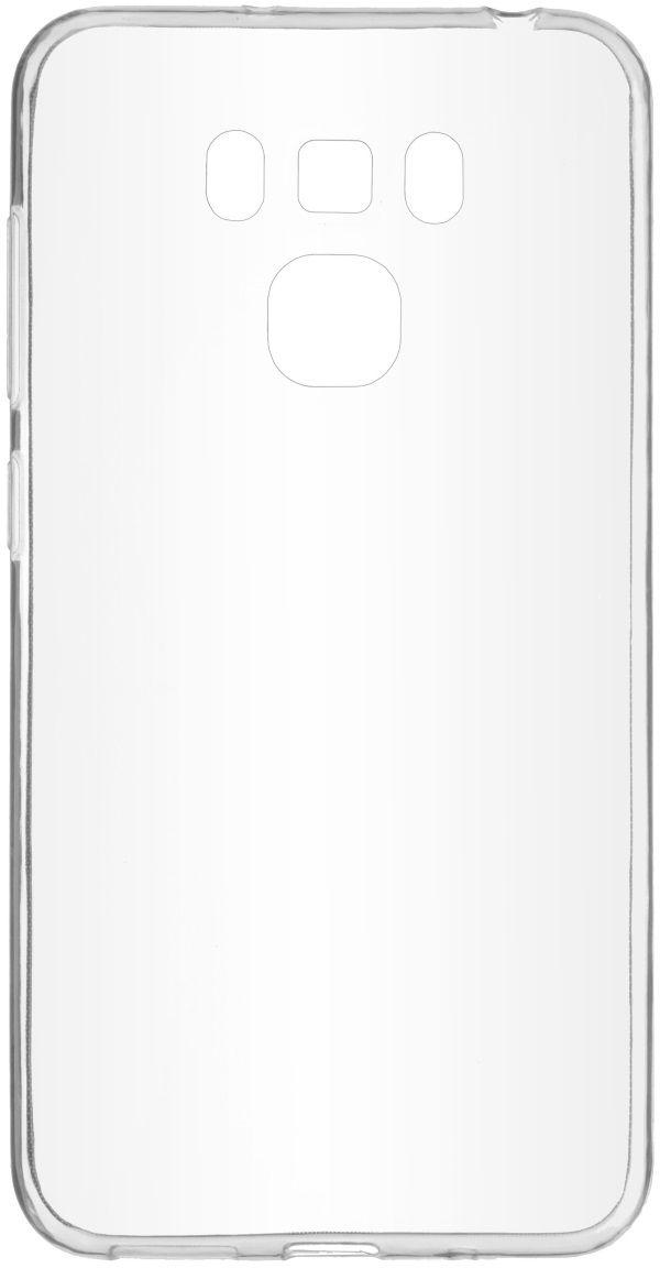 Skinbox Slim Silicone 4People чехол для ASUS Zenfone 3 Max (ZC553KL), Transparent zc553kl 4h112ru