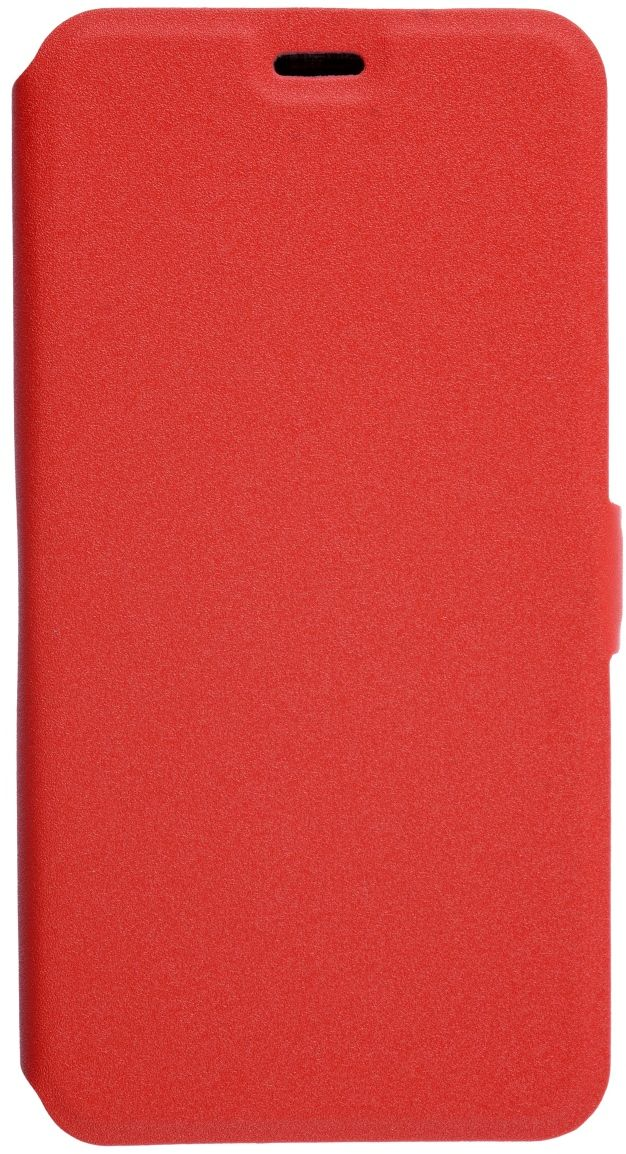 Prime Book чехол для ASUS Zenfone 3 Max (ZC553KL), Red zc553kl 4h112ru