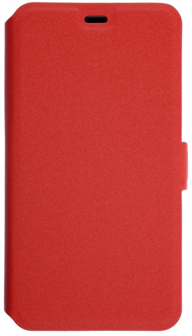 Prime Book чехол для Xiaomi RedMi 4A, Red цена и фото
