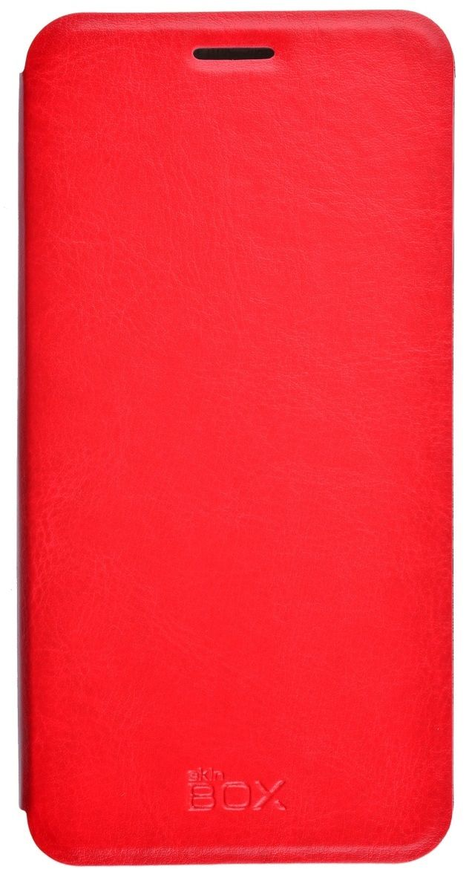 Skinbox Lux чехол для Samsung Galaxy On7 (SM-G600F), Red все цены