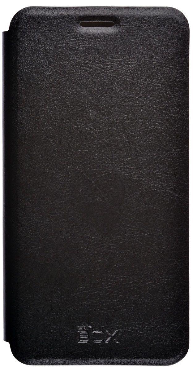 Skinbox Lux чехол для Samsung Galaxy On7 (SM-G600F), Black все цены