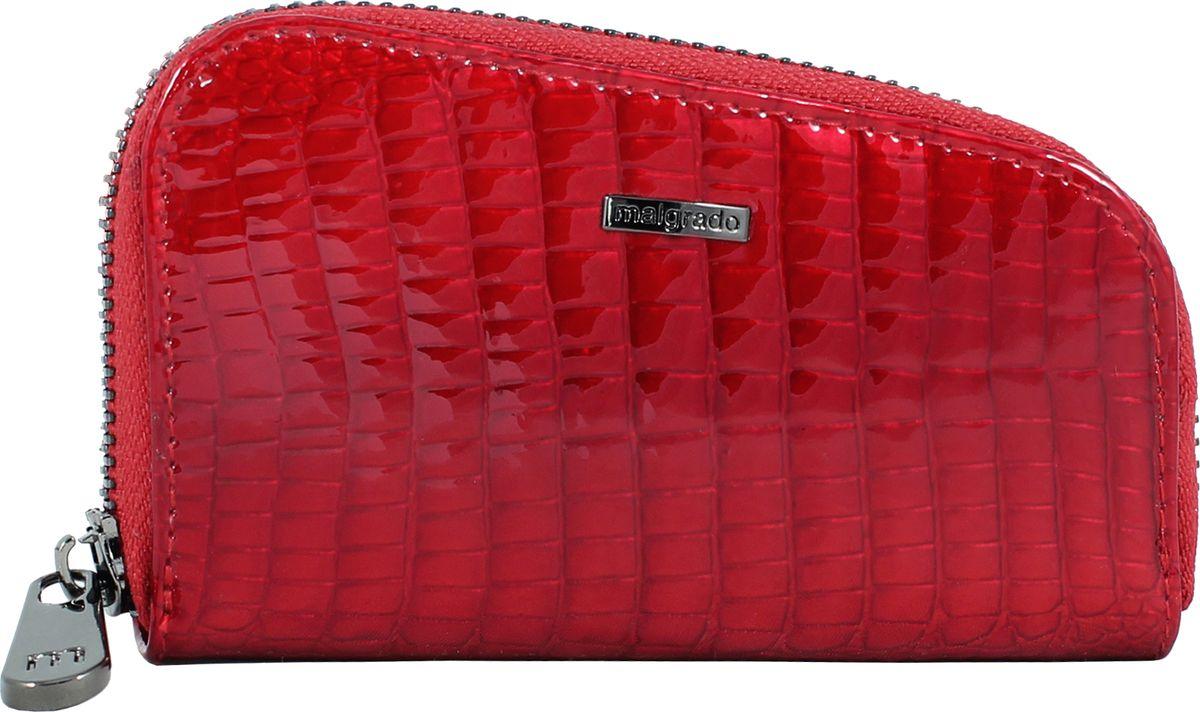 Ключница женская Malgrado, цвет: красный. 49007-44 ключница bodenschatz цвет красный 8 834 19